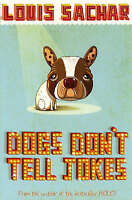 Dogs Don't Tell Jokes-ExLibrary