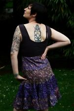 Nomads clothing New patchwork recycled sari summer dress top. Freesize, boho