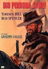DVD FILM SPAGHETTI WESTERN MOVIE WEST TERENCE HILL/BUD SPENCER-DIO PERDONA IO NO
