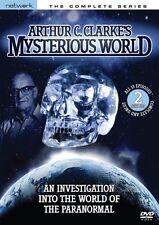 Arthur C. Clarke's Mysterious World - DVD NEW & SEALED (2 Discs)
