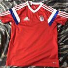Bayern Munich training football shirt Adidas XLB XS Man Jersey