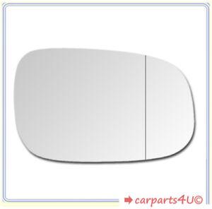 Derecha asphärisch cristal espejo Indutherm para volvo s40 2006-2009