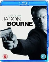 Jason Bourne Blu Ray DVD + Digital Download [2016] - Brand New & Sealed