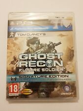 Ghost Recon:Future Soldier SIGNATURE EDITION pal España Nuevo/Sellado de Fabrica