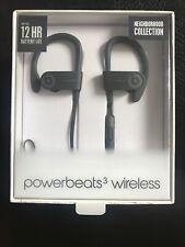 Beat by dre PowerBeats 3 Wireless Bluetooth Sports Headphone Earphones.brand New