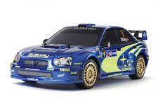 Tamiya 1/10 RC Subaru Impreza Mexico 2004 - TT01E Kit 47372