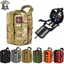 Прочный Tactical MOLLE RIP-Away Emt ifak медицинская сумка аптечка утилита сумка