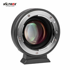 Viltrox NF-M43X 0.71X MF Lens Adapter Ring for Nikon G D to Micro M4/3 Camera