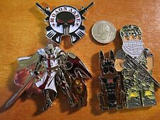 Set of 3 Challenge Coins USN CPO Master at Arms K-9 Leads The Way BAMF SF MP