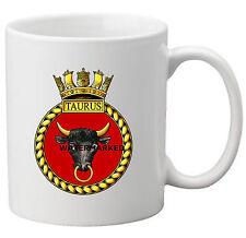 HMS TAURUS COFFEE MUG