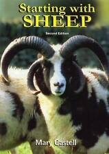 STARTING WITH SHEEP New Book 2nd Edition Mary Castell Smallholding BLPJ