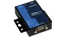 NPort 5150 RS232/422/485 Server Seriale Ethernet MOXA  Media converter MARCOM