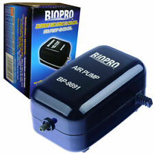 BIOPRO Aquarium Air Pump Tropical Marine Fish Tank Oxygen Bubble 1.5w BP9891