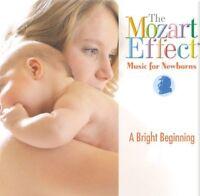 The Mozart Effect - Music For Newborns  A Bright Beginning [CD]
