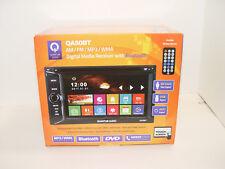 2000-14 GMC Yukon 6.2'' 6.2'' Radio Touchscreen DVD QA50BT USB SD Aux Bluetooth