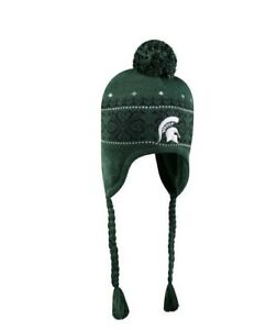 NCAA Michigan State Kids Captivating Headgear Knit Hat *NEW*FREE SHIPPING*