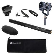 Sennheiser MKE 600 Shotgun Mic + Audio-Technica AT8415 Shock Mount + KA Cable
