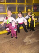 Vintage Playmates Dick Tracy Movie Action Figures Lot of 5