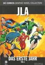 °JLA: DAS ERSTE JAHR TEIL #1° EagleMoss DC Graphic Novel Collection Band #10 HC