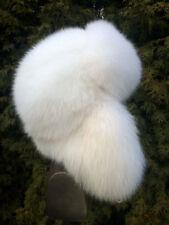 Arctic Fox Fur Full Hat Ushanka Aviator Trapper Saga Furs