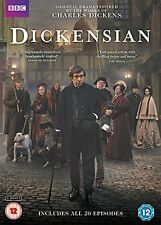 Dickensian – TV MiniSeries DVD BBC Period Drama