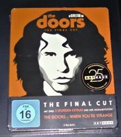 The Doors The Final Cut blu ray + Bonus Limitada steelbook Nuevo y Emb. Orig.