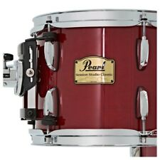 "Pearl Session Studio Classic 14"" Mounted Tom/SEQUOIA RED/Finish #110/New"