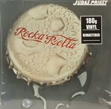 ROCKA' ROLLA  JUDAS PRIEST Vinyl Record
