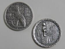 1/2 oz Silver Round - Bastet Egyptian Cat - Monarch Metals MPM