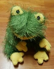 TY Punkies - HOPSCOTCH the Frog (9 inch) - MWMTs Stuffed Animal Toy