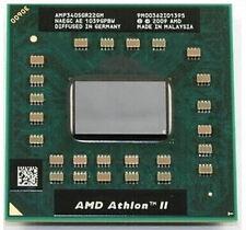 AMD Athlon II Dual-Core P340 AMP340 AMP340SGR22GM  2.2GHz Laptop CPU Socket S1