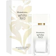 ELIZABETH ARDEN WHITE TEA Eau De Toilette Spray FOR WOMEN 1.7 Oz / 50 ml NEW !!!