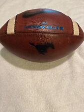 SMU Mustangs Game Used Football