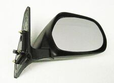 Door Mirror Black Manual RH For Toyota Landcruiser/Colorado KDJ120 3.0D 02 On