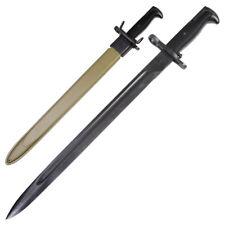 Azan US WWII Bayonet M1 Garand Dagger Style Collectible Replica