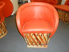 Equipales Chairs, Rustic Mexican Patio Furniture