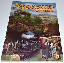 Trains Vintage Meccano Construction Toys & Kits (Pre-1980)