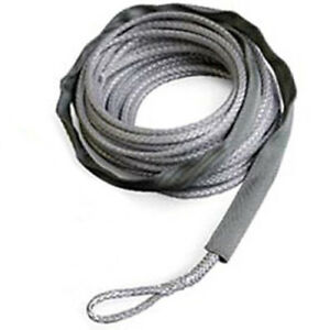 Warn Winch Synthetic Rope 3/16 (rope Sleeve) 50' 25/300