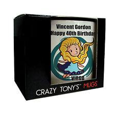 40th Birthday Mug, Crazy Tony's, 40th Birthday Ideas For Men, Great 40th Gifts