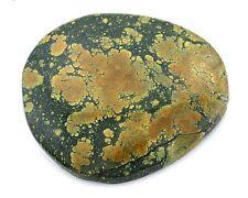 145.20 Carat Green Spiderweb Turquoise Cab Cabochon Gem Stone Gemstone B20A82