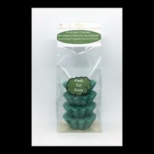 Fresh Cut Grass Scented Soy Wax Melts / Wax Tarts - GeriBeri Scented Candles