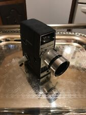 Bell & Howell Vintage Electric Eye Camera 8mm Movie Camera