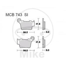 TRW Lucas Bremsbeläge Sinter MCB743SI