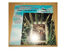 David Peel & The Lower East Side  - Have A Marijuana  - LP Misprint Ray Charles