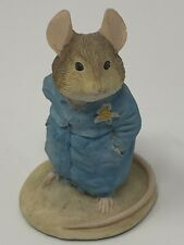 Brambly Hedge Jill Barklem's Bh13 Pageboy - Made In Great Britain 1989