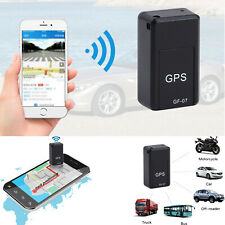 Hot Gf07 Mini Magnetic Gps Track Real Time Car Vehicle Tracking Locator Gsm Gprs