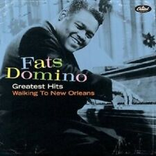 """FATS DOMINO """"GREATEST HITS-WALKING TO ... """" CD NEW!"""