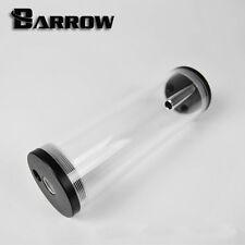Barrow Clear Acrylic Water Tank Inline Reservoir 220mm x 65mm