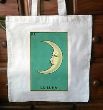 La Luna sac fourre tout coton sac cabas for Life