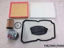 Filters Service KIT Chrysler 300C 3.0CRD 2011-2012 W5A580  FSK/300C/030A